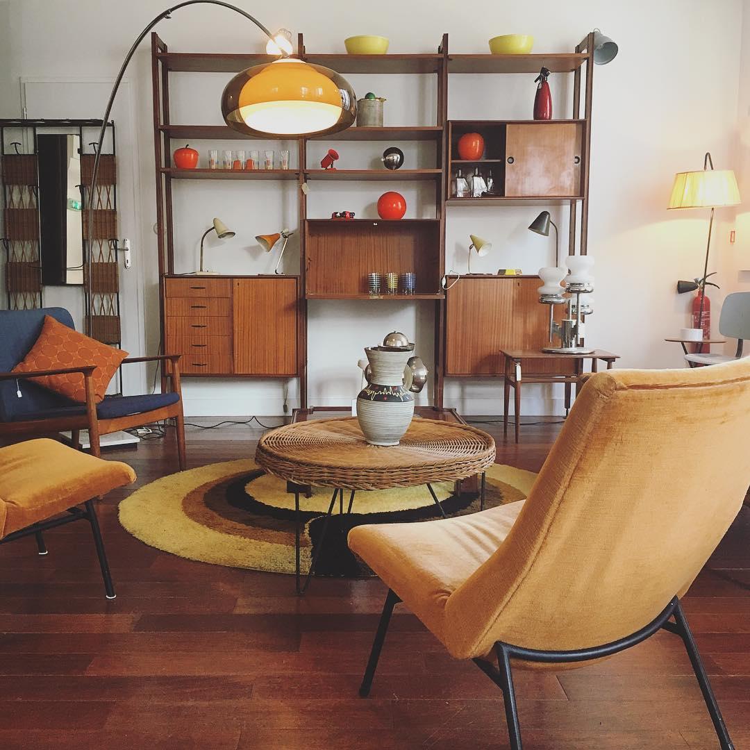 Vintage Modern And Furniture
